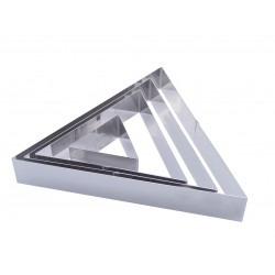 Rant trójkątny dł. boku 9,4 cm