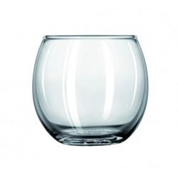 Votive świecznik szklany okrągły