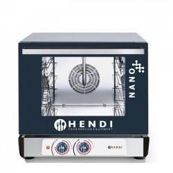 Piec konwekcyjny Hendi Nano – 4x 450x340 MM
