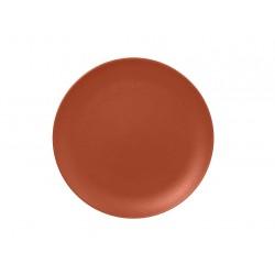 NEOFUSION talerz płaski 15 cm, ceglasty