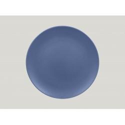 NEOFUSION MELLOW talerz płaski niebieski 15 cm