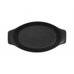 Półmisek 25x14 cm czarny