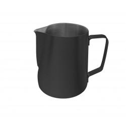 Dzbanek czarny do mleka 0,6 l