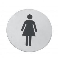 Tabliczka na WC - Kobiety