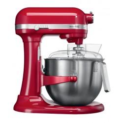 Mikser Kitchen Aid Professional 6,9 l czerwony
