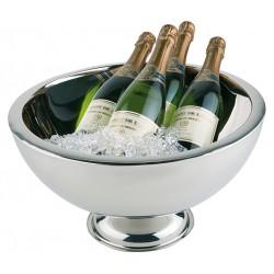 Misa do szampana, izolowana