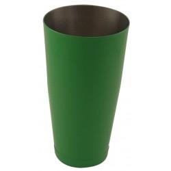 Shaker bostoński - obciążony 0,8l ciemny zielony