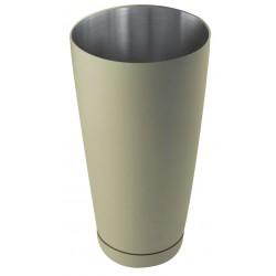 Shaker bostoński - obciążony 0,8l piaskowy