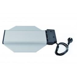 Grzałka elektryczna ośmiokątna z termoregulacją
