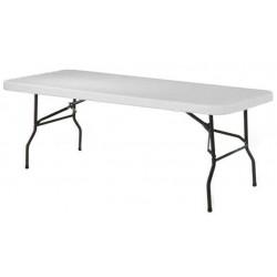 Stół cateringowy prostokątny dł. 182,9 cm
