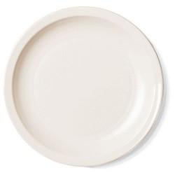 Talerz płaski biały 14 cm