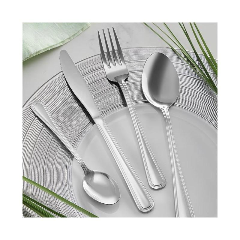 Sztućce Kitchen Line Nóż stołowy - kpl.6