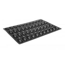Forma silikonowa do pieczenia 600x400 mm - Madeleine