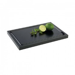APS nowośc deska barmańska 30x20cm czarna