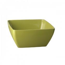 PURE miska kwadratowa 1.5 litra zielona