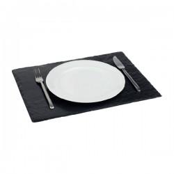 SLATE płyta prostokątna 45x30cm łupek