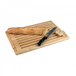 APS deska do krojenia pieczywa drewniana GN 1/1