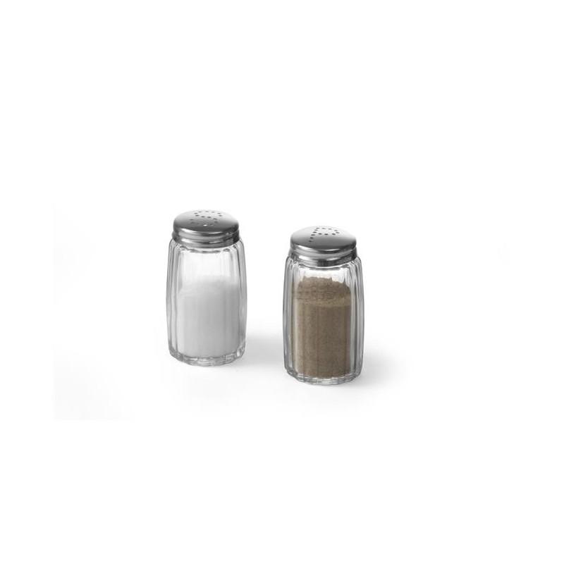 Zestaw do przypraw - solniczka i pieprzniczka