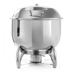 Podgrzewacz do zup na pastę - okrągły, indukcyjny