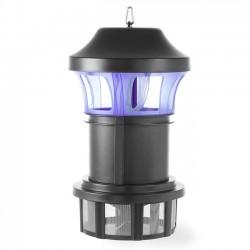 Lampa owadobójcza wodoodporna z wentylatorem