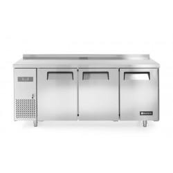 Stół mroźniczy Kitchen Line 3-drzwiowy z agregatem bocznym, linia 600