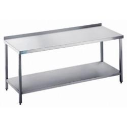 Stół do pracy z półką