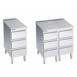 Blok 3 lub 6 szuflad